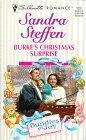 Burke'S Christmas Surprise (Bundles Of Jay/Bachelor Gulch) (Silhouette Romance)