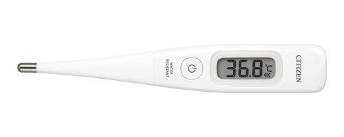 シチズン 電子体温計 わき下用 予測式(予測+実測) CTE707