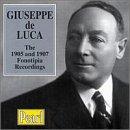 De Lucia:1905&1907 Records