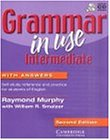 Grammar in Use Intermediate. Student's Book with Answers: Self-Study reference and practice for students of English