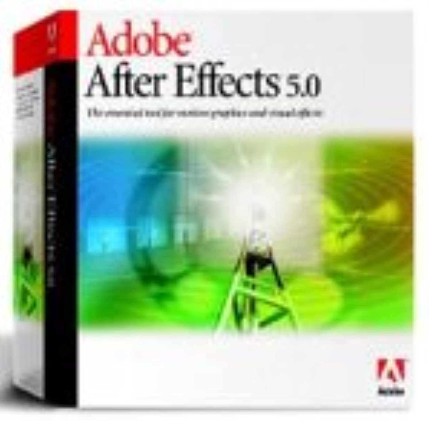 王子ダンスアドバンテージAdobe After Effects 5.0 日本語版 Macintosh版 アップグレード版