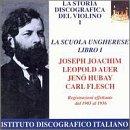 Hungarian School #1: Recordings 1903-1936