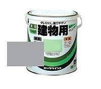 ロック 油性ペンキ(多目的) 0.7L うすねずみ H59-5919-03
