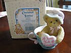 Cherished Teddies 1994 Madeline 135593 a Cup Full of Friendship by Enesco [並行輸入品]
