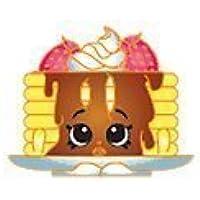 Shopkins Season 2 #2-068 Pamela Pancake (Ultra Rare) [並行輸入品]