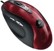 Logicool MX-510RD パフォーマンスオプティカルマウス