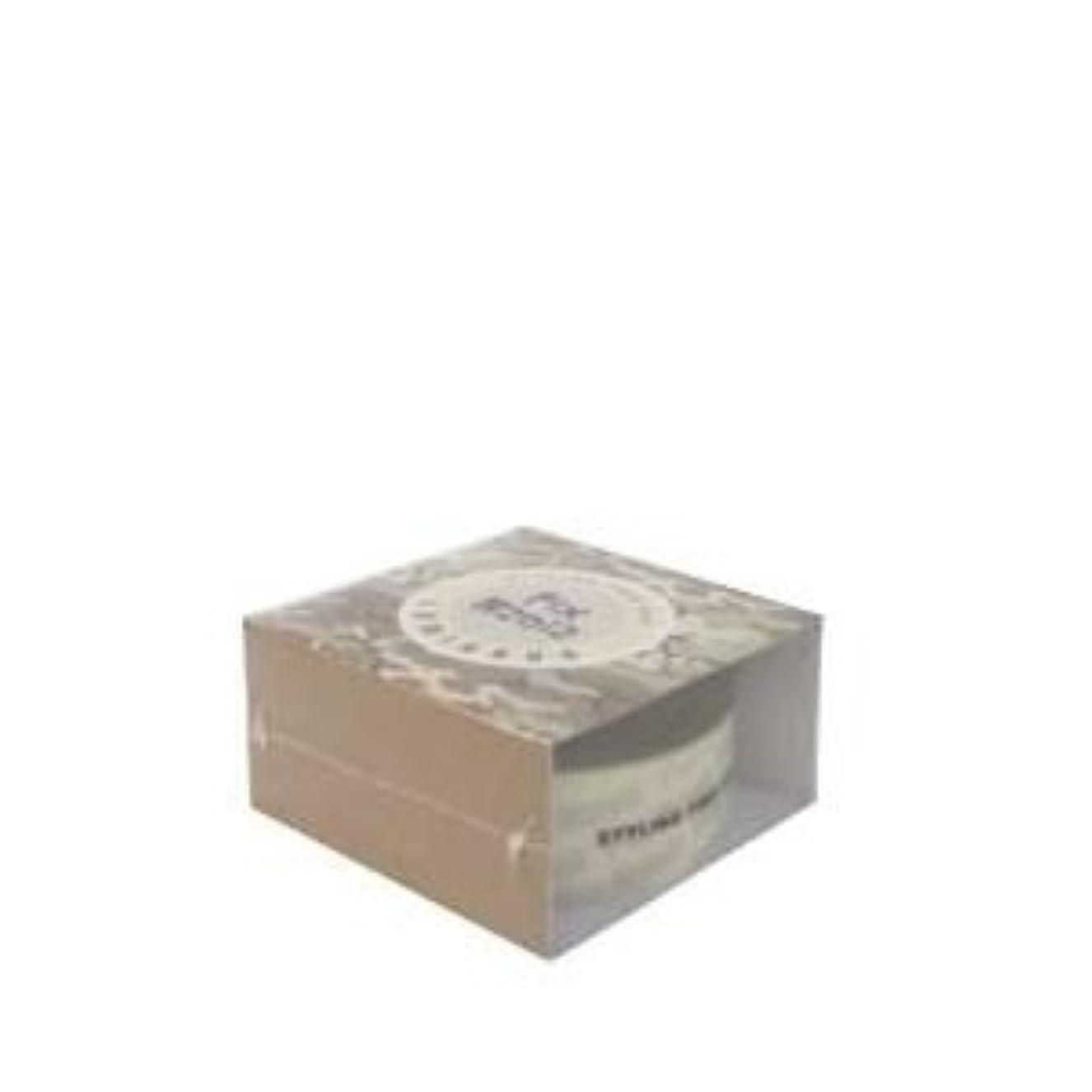 フェミニン添付白鳥イリヤコスメティクス フィクスマニア ルミナス50g(スタイリングワックス)