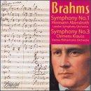Brahms;Symphonies Nos. 1 & 3