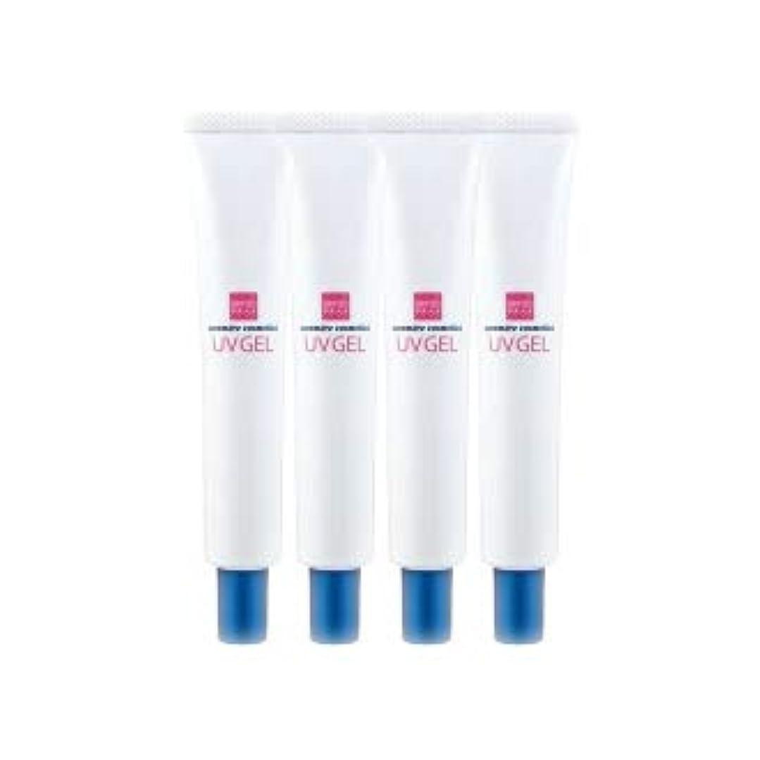 エバメール UVゲル (日焼け止め美容ジェル) 30g 4本セット