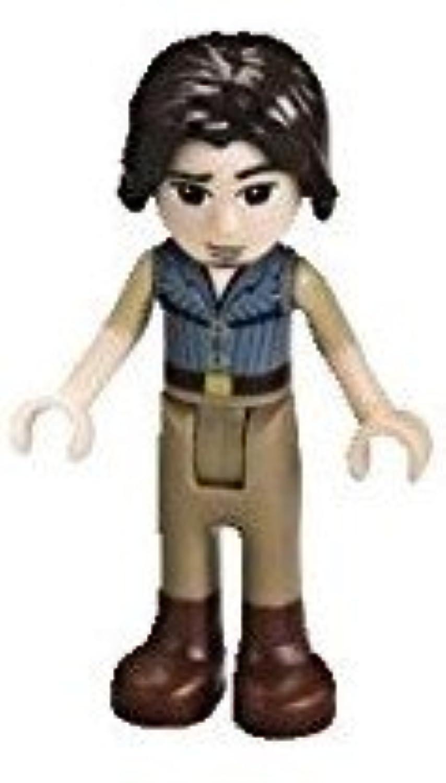 LEGOミニフィグ フリン?ライダー dp007 塔の上のラプンツェル 41054