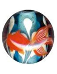 とんぼ玉 金魚