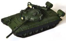 1/72 T-80B主力戦車 1980式 エリート隊 コマンドシールド付き w/エッチングパーツ (塗装済み完成品)