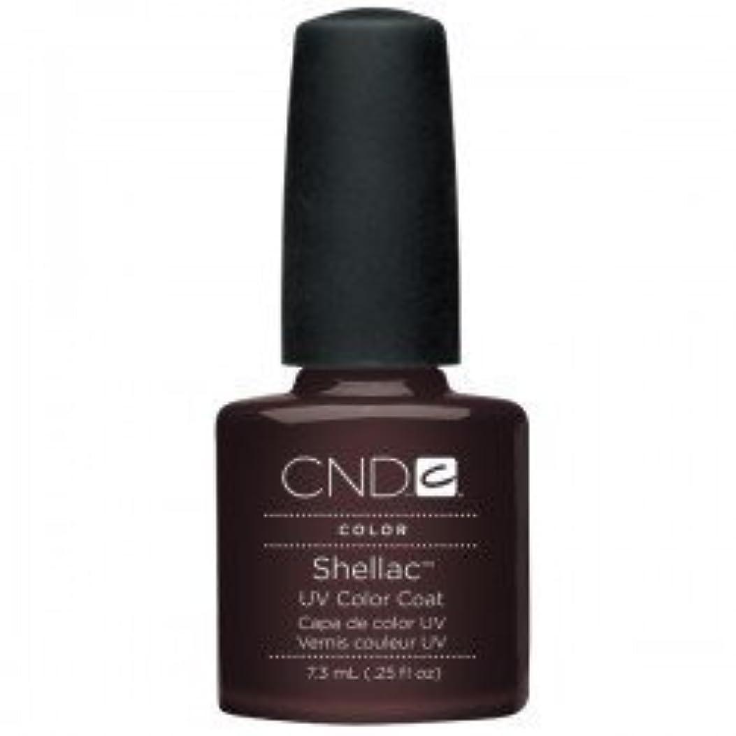 略す実証する物理的にNew CND Creative Shellac UV3 Nail Power Polish - Fedora 7.3ml by CND Creative Nail Designs
