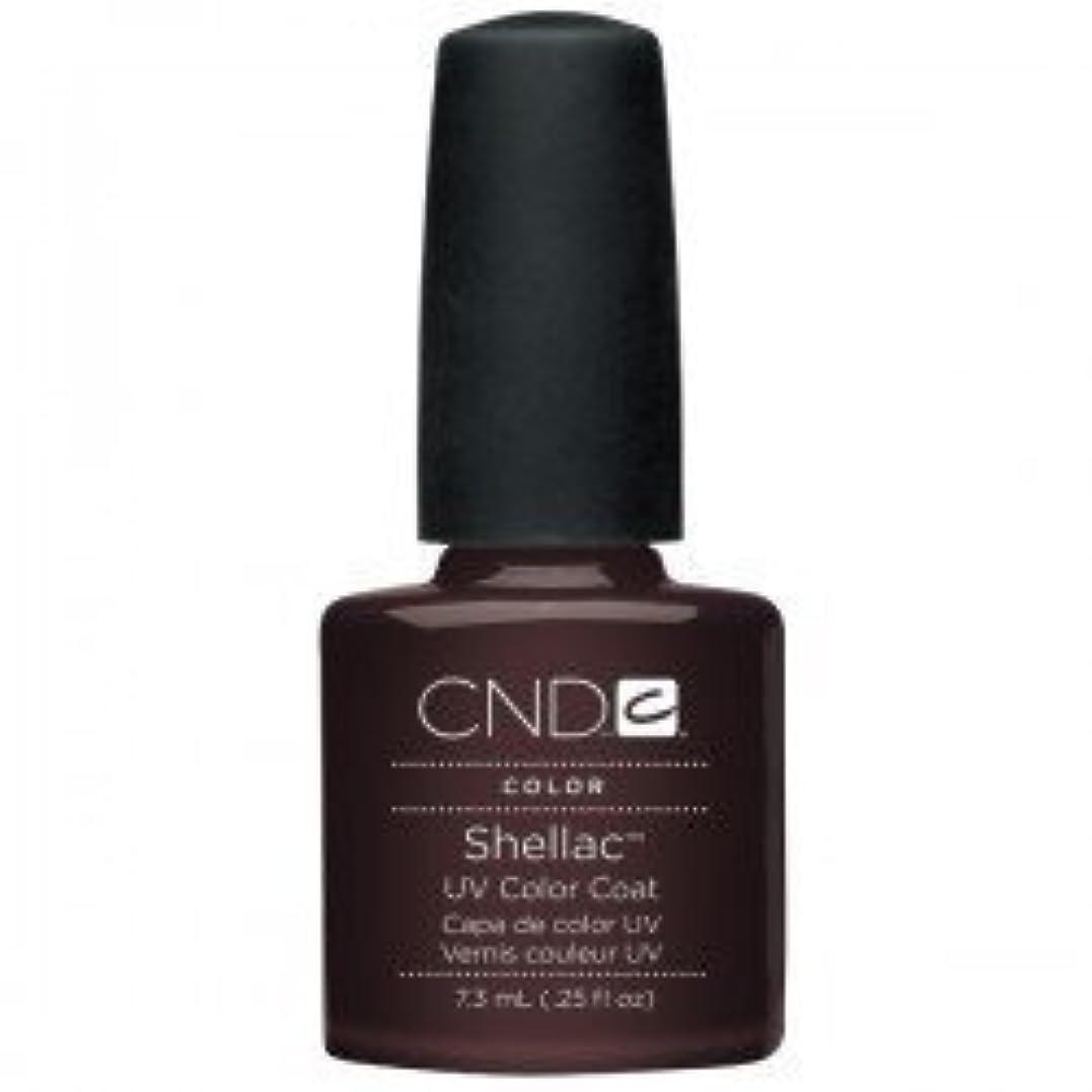 覚えている抱擁確かめるNew CND Creative Shellac UV3 Nail Power Polish - Fedora 7.3ml by CND Creative Nail Designs