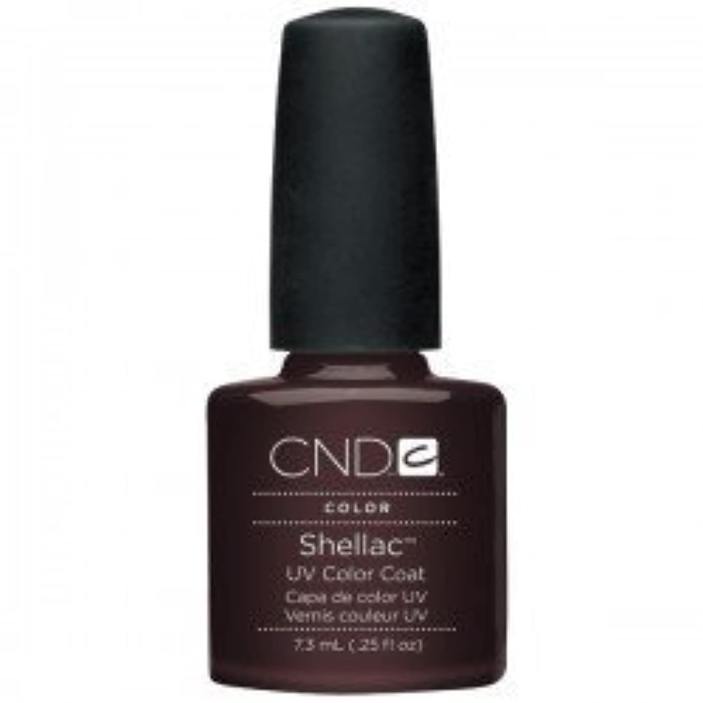集中露骨な間違いなくNew CND Creative Shellac UV3 Nail Power Polish - Fedora 7.3ml by CND Creative Nail Designs