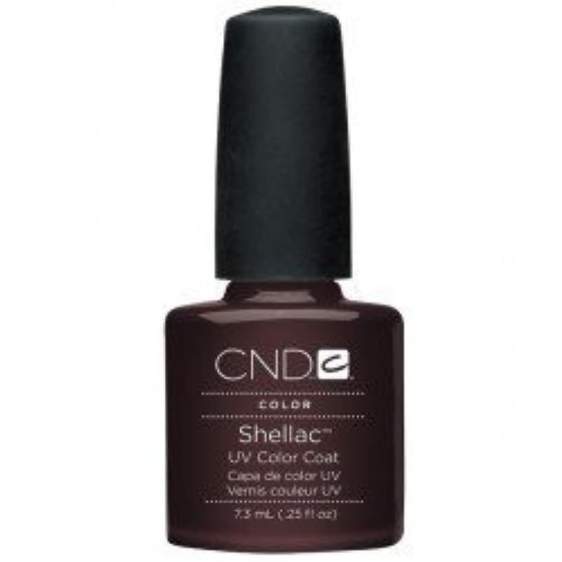 リングレット対角線科学者New CND Creative Shellac UV3 Nail Power Polish - Fedora 7.3ml by CND Creative Nail Designs