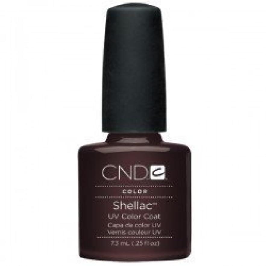 ストッキング曲線義務New CND Creative Shellac UV3 Nail Power Polish - Fedora 7.3ml by CND Creative Nail Designs