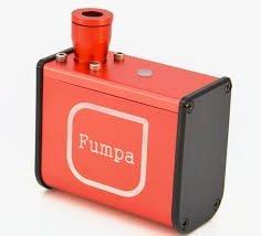 Fumpa (フンパ) miniFumpa 重さ190g ポケットサイズの自転車用電動空気入れ メーカー正規品 [並行輸入品]