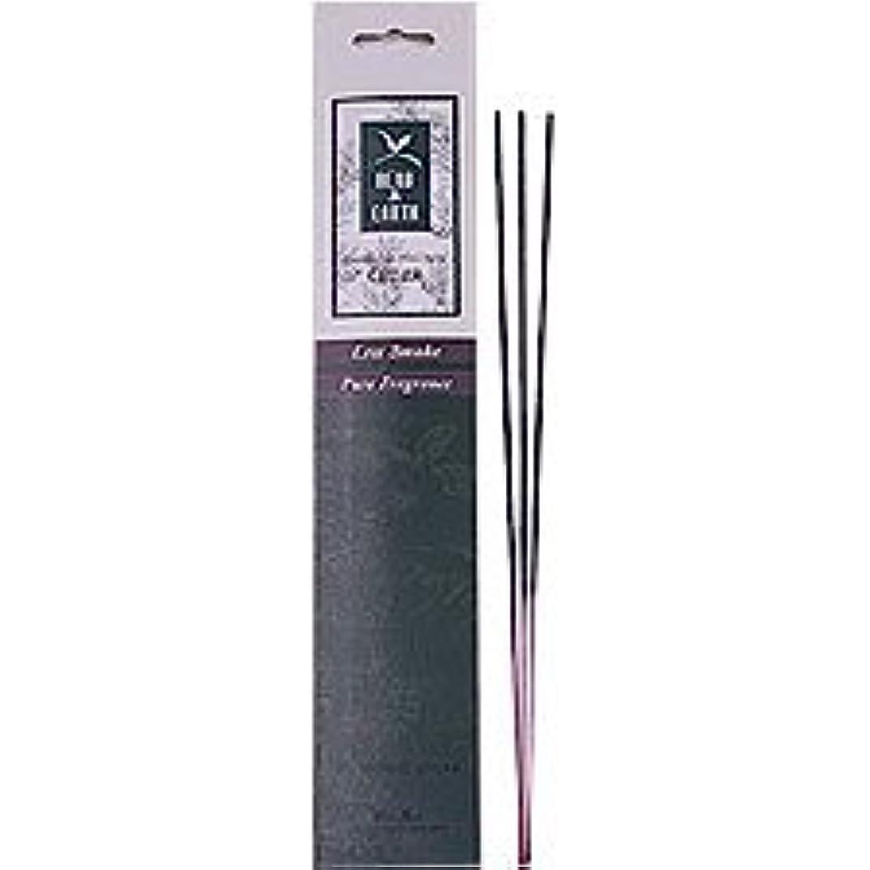 受けるファックスミントHerb & Earth Incense – Cedar