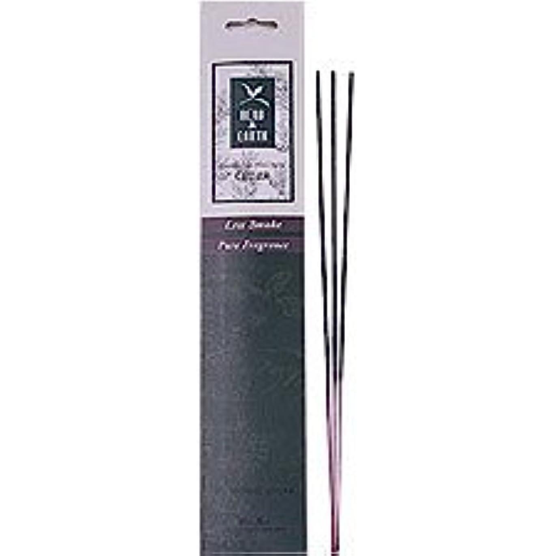 代数的蒸発ホットHerb & Earth Incense – Cedar