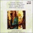Salve Regina / Easter Cantata / Cantata Bwv 54 (2003-03-04)