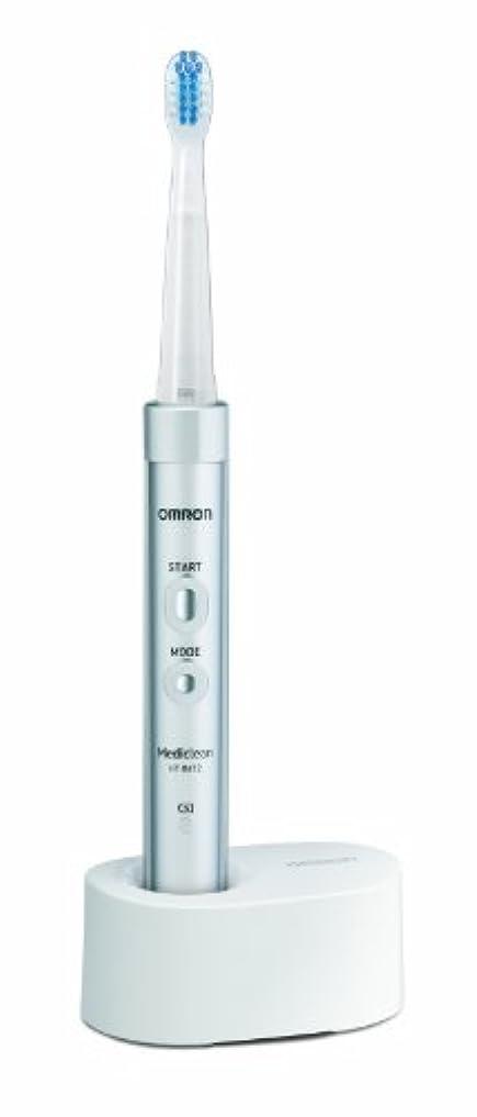 勧める男らしいソビエトオムロン 音波式電動歯ブラシ メディクリーン HT-B472