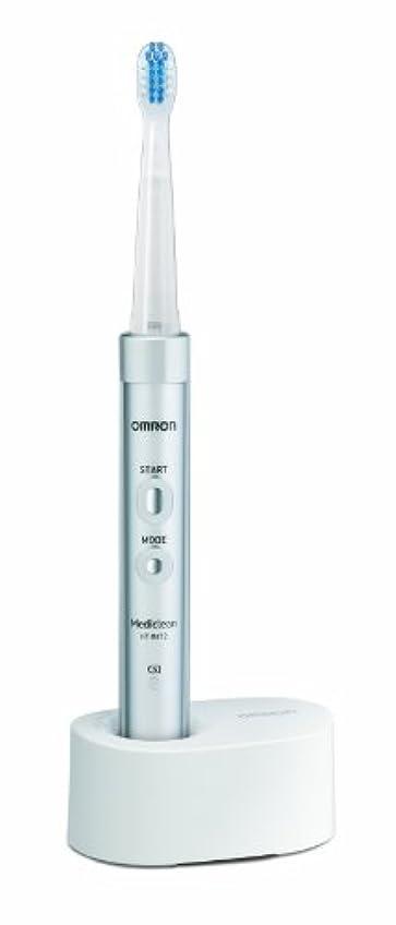 移行する多分相談オムロン 音波式電動歯ブラシ メディクリーン HT-B472