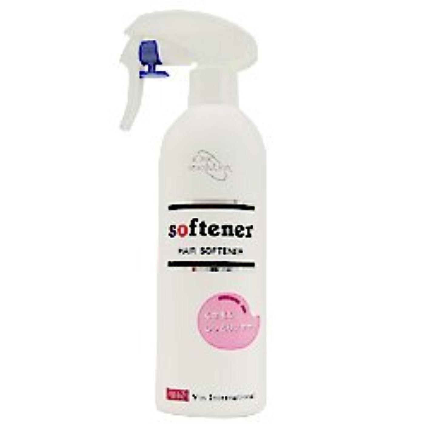 頂点味わうやさしいVIN バン ヘアソフナー400ml(髪質改善機能水)