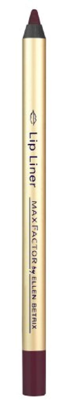 天国承認するファシズムMax Factor Lip Liner, 018 plum