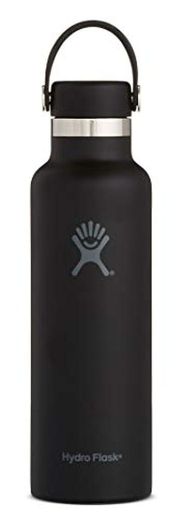 責める保証する毎月Hydro Flask(ハイドロフラスク) SkyLine_HYDRATION_スタンダード_21oz 621ml 20ブラック 5089114 21oz