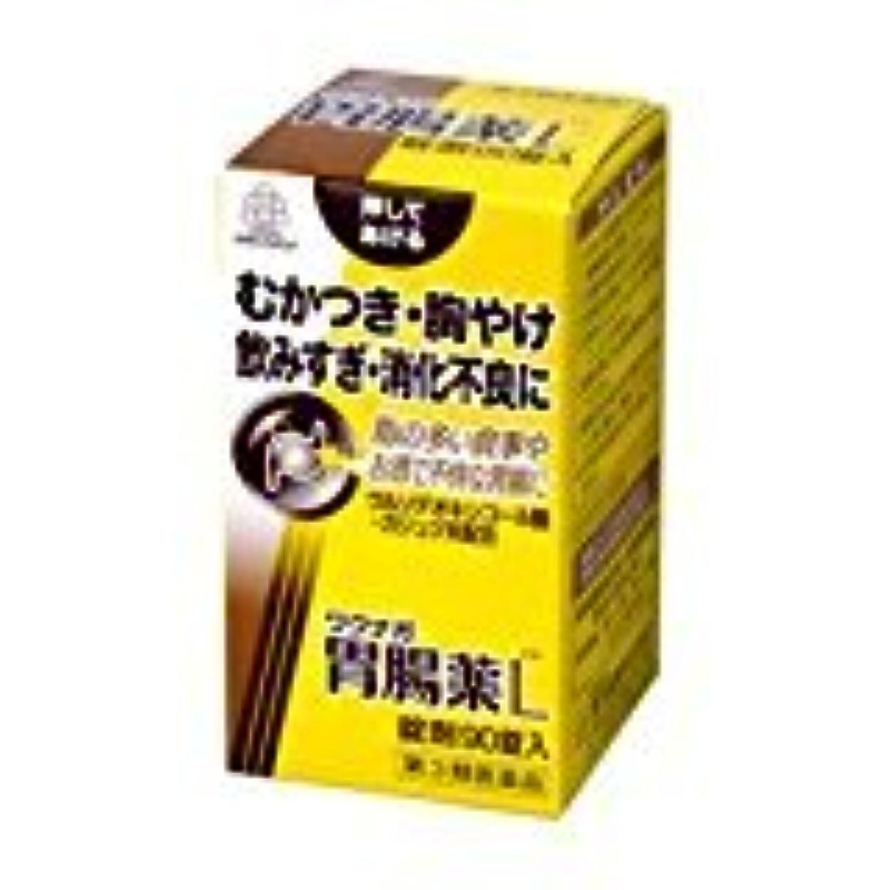 眠っているリビングルーム無条件【第3類医薬品】ワクナガ 胃腸薬L 90錠 ×2