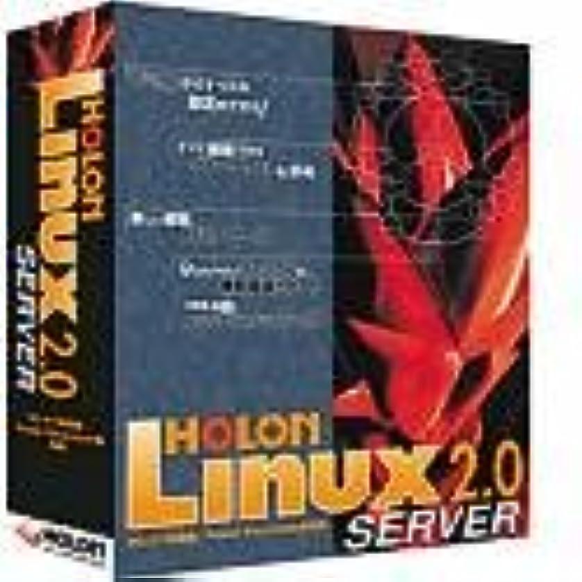 主権者離れたダンプHOLON Linux 2.0 Server