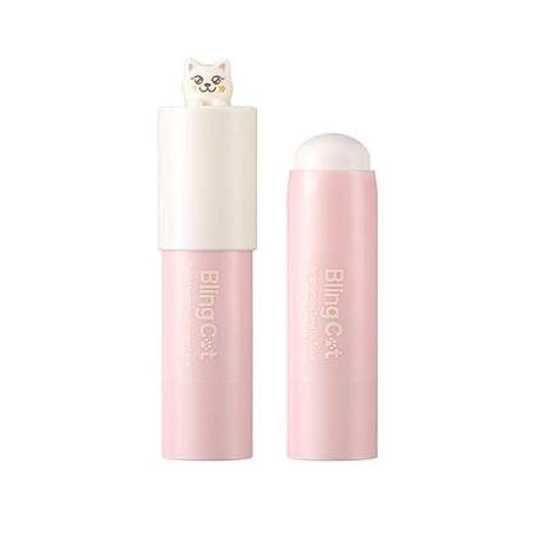 オゾン保安矢印トニーモリー ブリングキャット ブライトニング トーンアップ スティック SPF50+ PA++++ / TONY MOLY Bling Cat Brightening Tone Up Stick 5.5g [並行輸入品]
