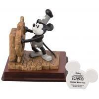 イヤーフィギュア 2008 ミッキーマウス 蒸気船ウィリー ディズニー