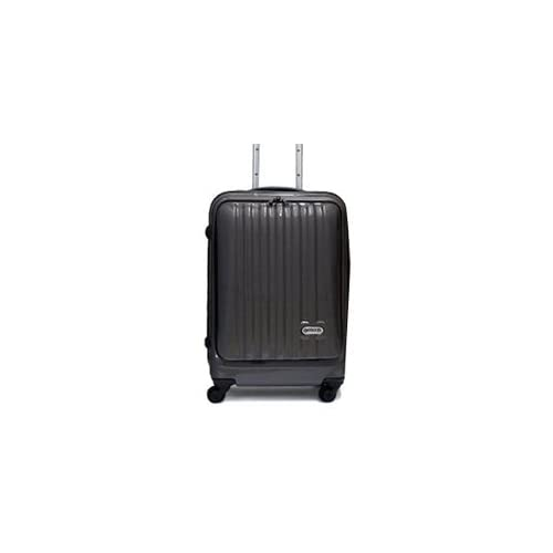 (アウトドアプロダクツ)OUTDOOR PRODUCTS アウトドアプロダクツスーツケース OD-0652-55 52cm BLACK BLACK
