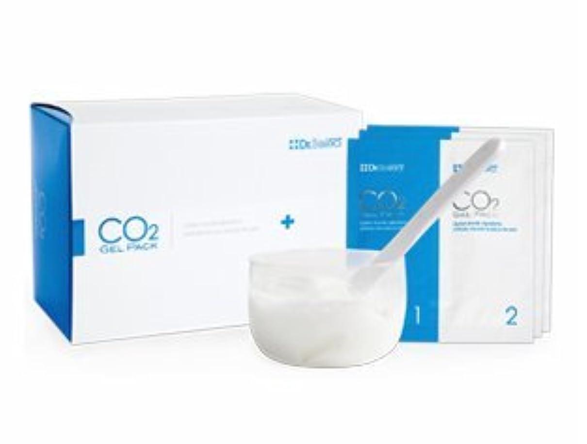 第四シャンプー再開Dr.Select ドクターセレクト CO2ジェルパック 20回分セット