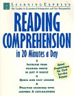 Reading Comprehension in 20 Minutes a Day (Skill Builders for Test Takers)
