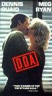 D.O.A. [VHS] [Import]