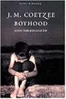 Boyhood: A Memoir (Exc.South
