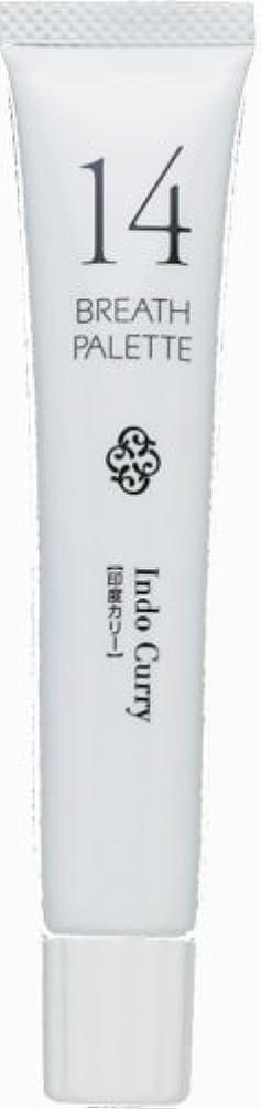 舞い上がるリネン四分円ブレスパレット 14 印度カリー