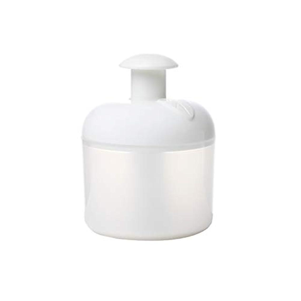 抑圧アダルトに向けて出発Lurrose 洗顔泡立て器フェイスクレンザーバブルメーカー用フェイスウォッシュスキンケアトラベル家庭用(ホワイト)