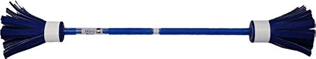 懐疑論遺体安置所ゴールドジャグリング関連◆ブラボー フィンガー スティック ◆A-30788(ブルー)
