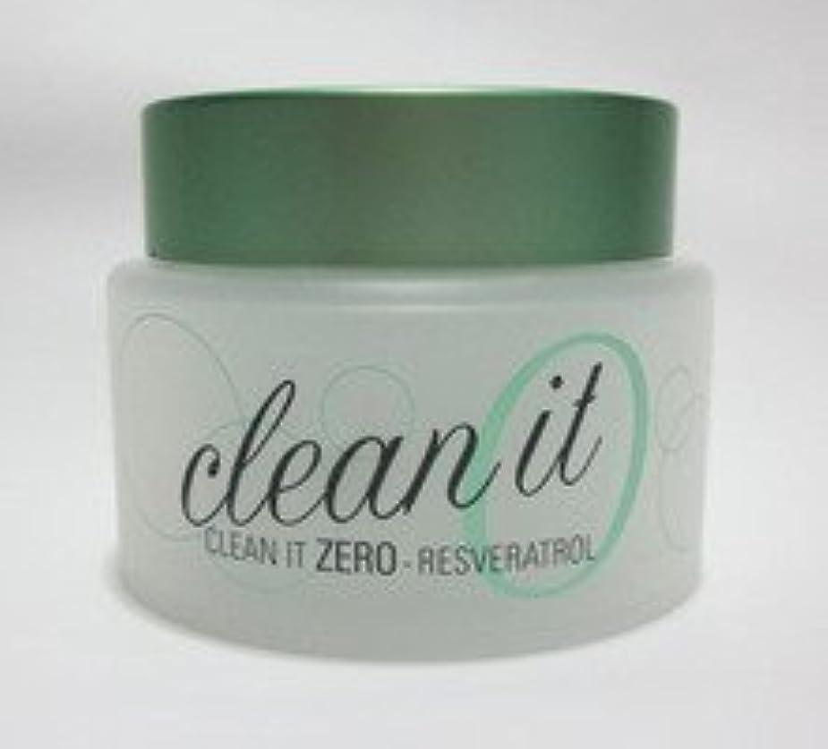 不公平バルセロナ真実banila co. バニラコ クリーン イット ゼロ レスベラトロール clean it zero RESVERATROL