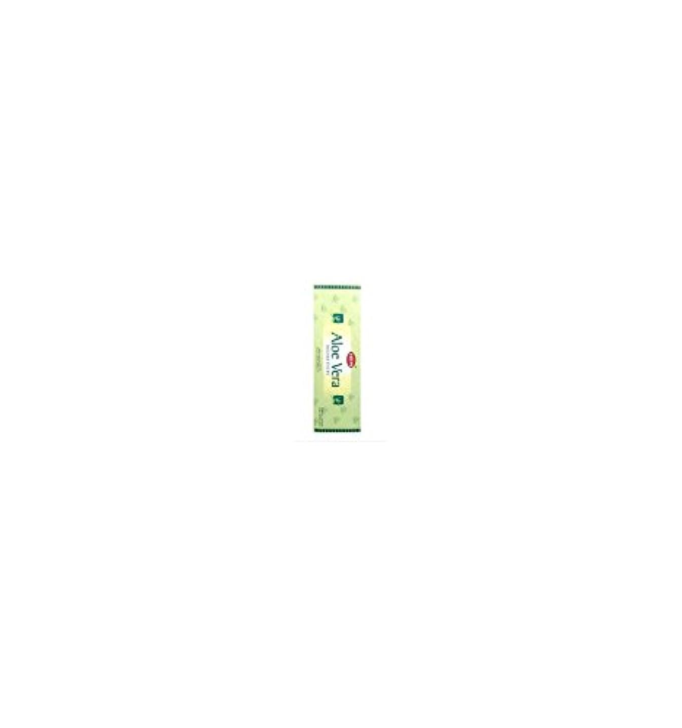 復活させる嫉妬販売計画HEM(ヘム) スティックお香 六角香 ヘキサパック アロエベラ香 6角(20本入)×1箱 Aloe vera