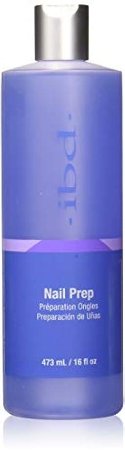 山発送シャンパンibd ネイルプレップ 詰替用 16oz(約453)
