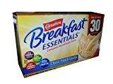 カーネーション朝食必需品完全栄養ドリンククラシックフレンチバニラ Carnation Breakfast Essentials Nutritional Drink Mix, French Vanilla (30 pk.)
