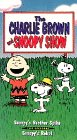Peanuts: Snoopy's Brother Spike &Robot [VHS] [Import]