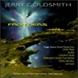 Jerry Goldsmith: Frontiers (Film Score Re-recording Anthology)