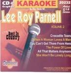 Karaoke: Lee Roy Parnell 2