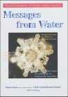 Messages from Water: The First Pictures of Frozen Water Crystals